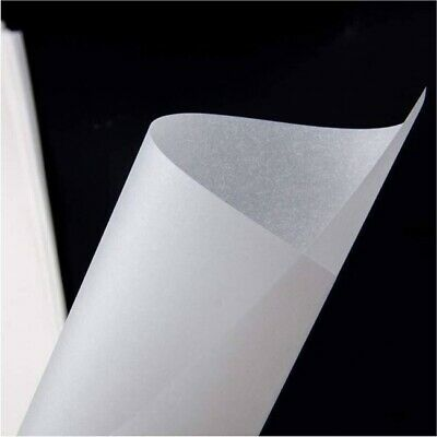 Folha de papel vegetal