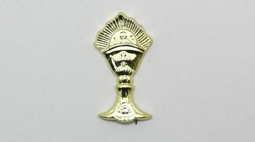 Mini Cálice Dourado