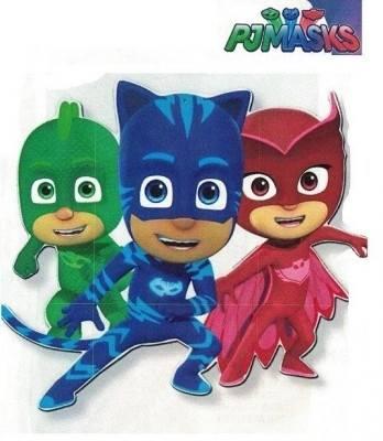 Super Silhueta Pj Masks