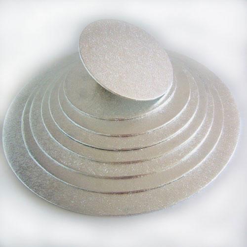 Bases altas aluminadas prata