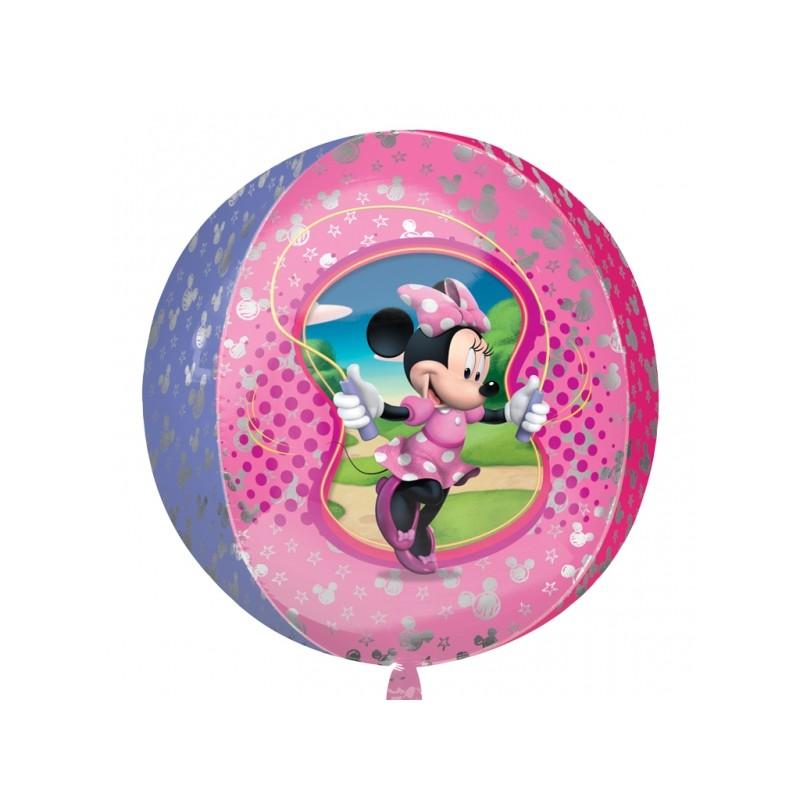 Balão Orbz Minnie