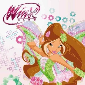 Guardanapos Winx
