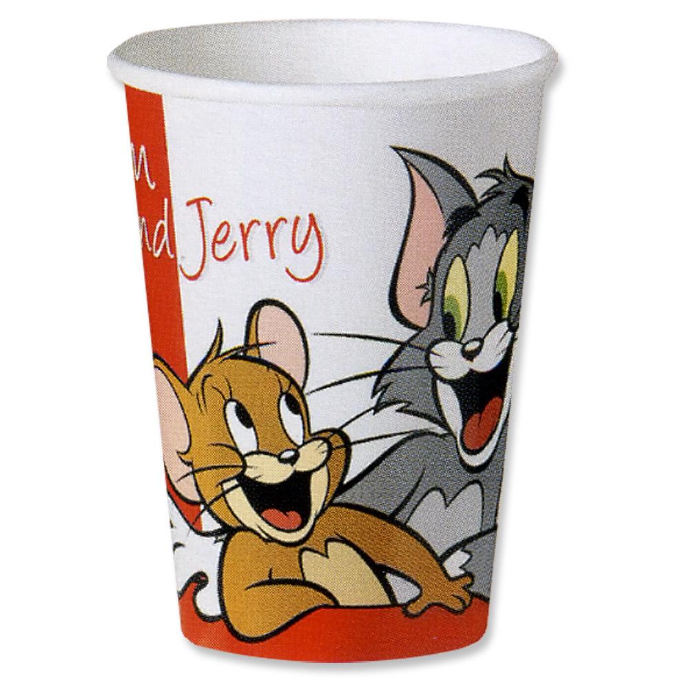 Copos Tom & Jerry