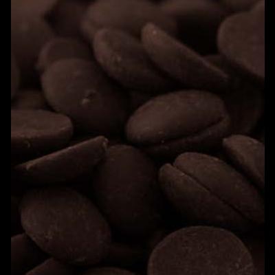 Medalhas de Chocolate Negro Puro 70%