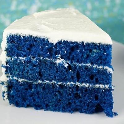 Bolo Blue Velvet - 500g