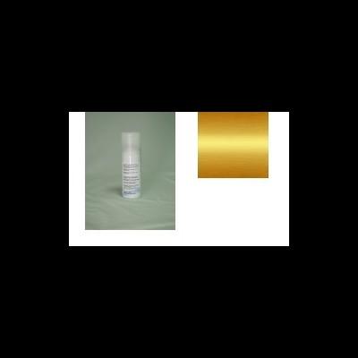 Corante em spray Dourado