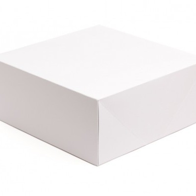 Caixas para pastelaria quadradas