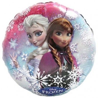 Balão Standard Frozen