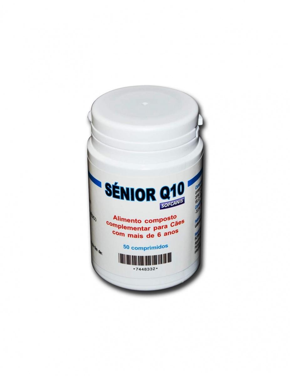SÉNIOR Q10 - Antioxidantes (cães com mais de 6 anos)
