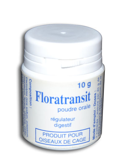 FLORATRANSIT - Regulador do trânsito intestinal