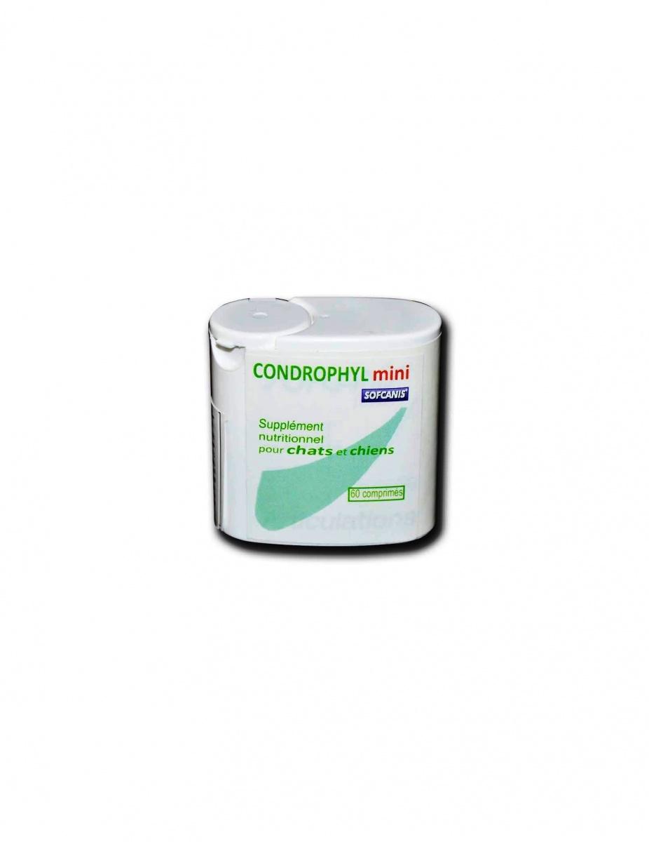 CONDROPHYL mini - Suporte nutricional à função articular