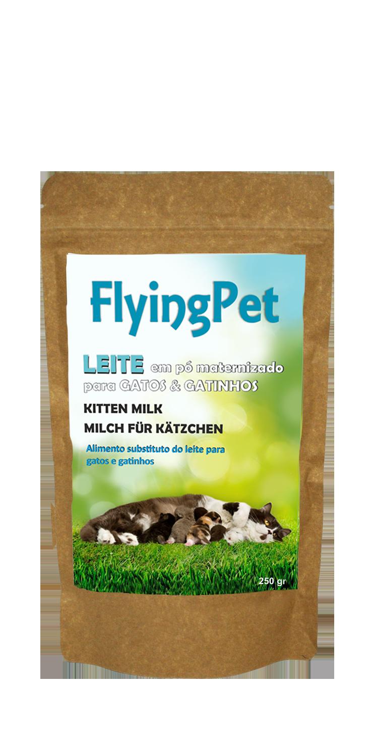 Kitten Milk - Leite maternizado para gatinhos (250 g)