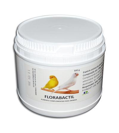 FLORABACTIL - Preventivo e Regulador da proventriculite