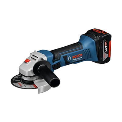 Bosch Rebarbadora GWS 18-125 V-LI (Com Mala L-BOXX)