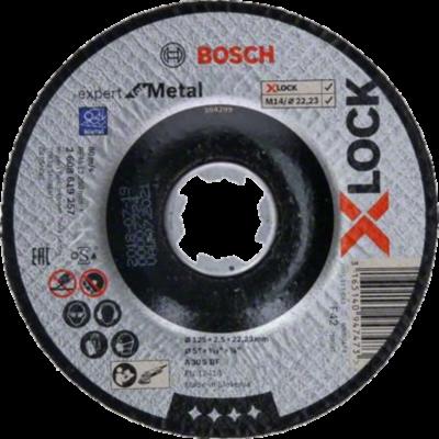 Bosch X-LOCK - Disco de corte Expert for Metal