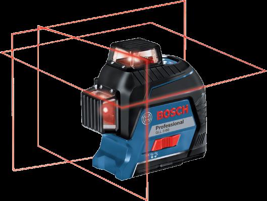 Bosch - Nível Laser GLL 3-80 + BT 150