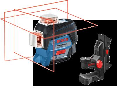 Bosch - Nível Laser GLL 3-80 C + BM 1