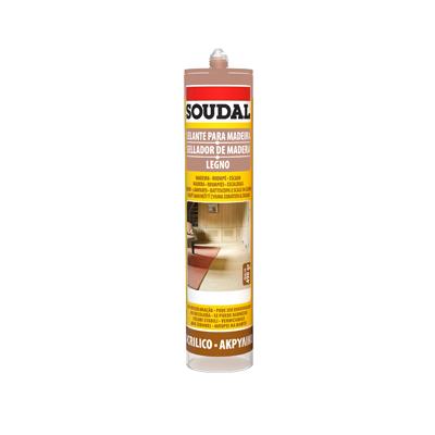 SOUDAL - Selante para madeira
