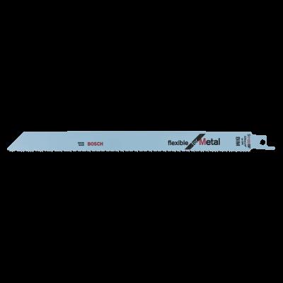 Bosch Jogo de Lâminas de serra sabre S 1122 BF Flexible for Metal