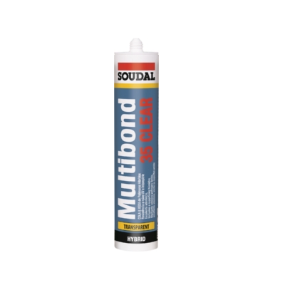 SOUDAL - MultiBond 35 CLEAR