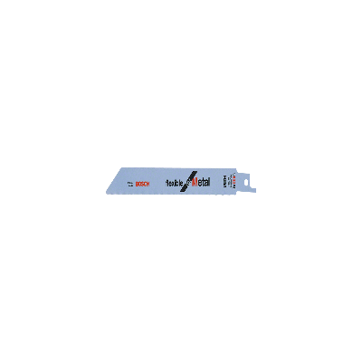 Bosch Jogo de Lâminas de serra sabre S 922 AF Flexible for Metal