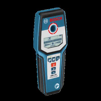 Bosch - Detetor de Metais GMS 120