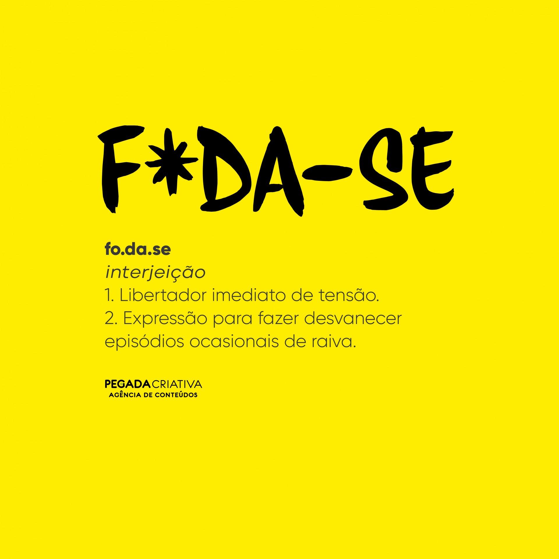 Poster F*da-se