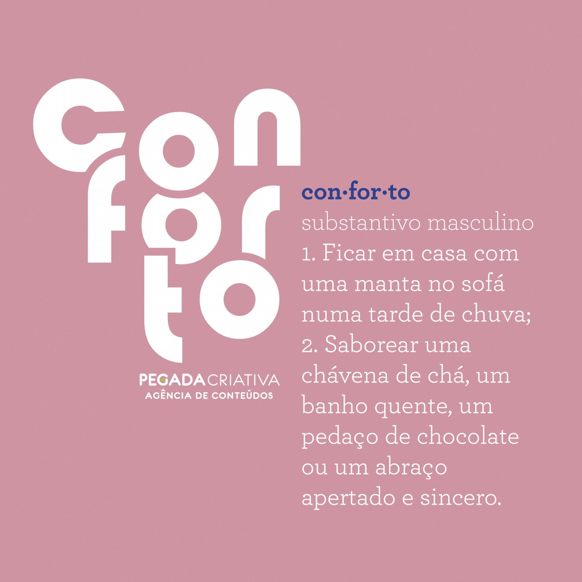 Poster Conforto