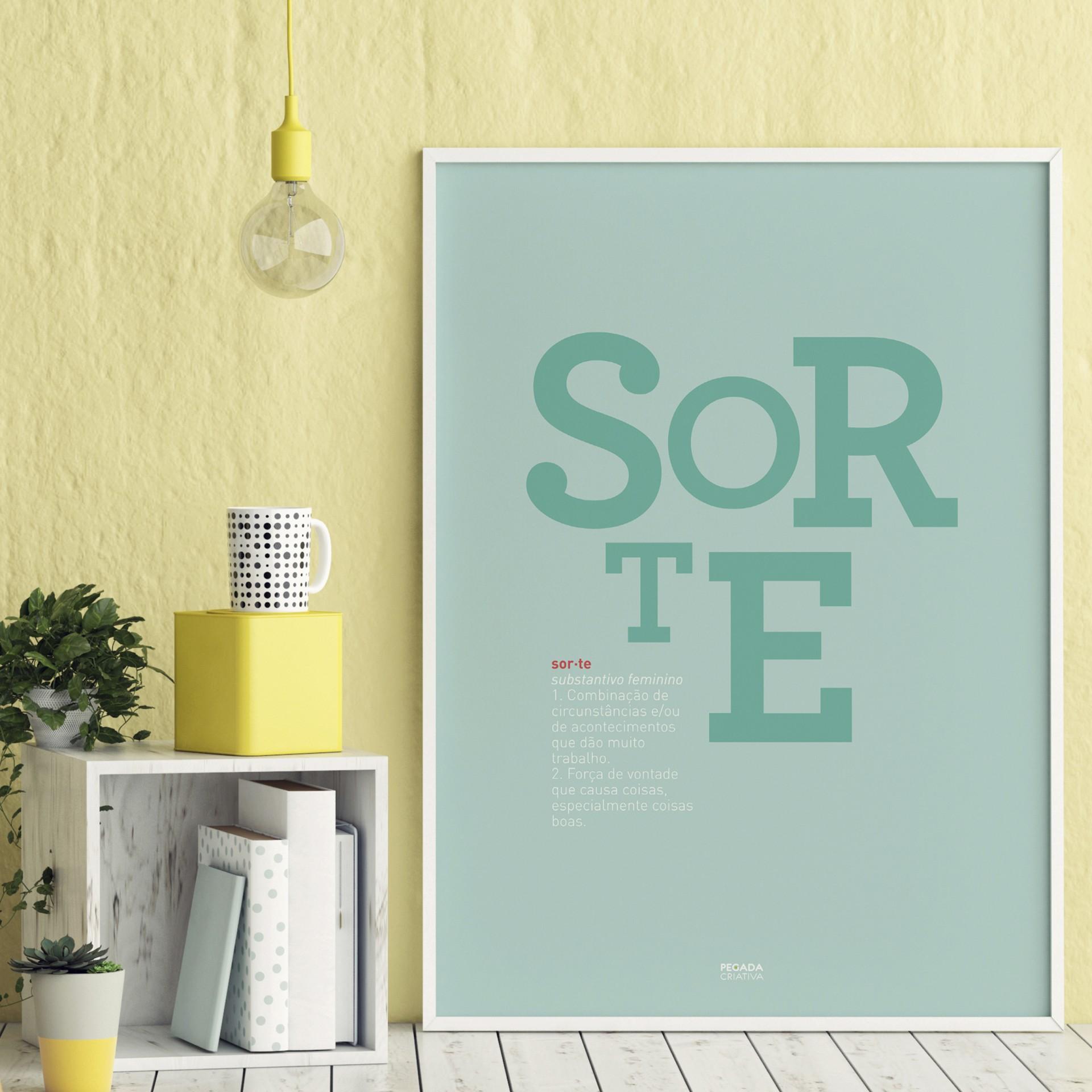Poster Sorte
