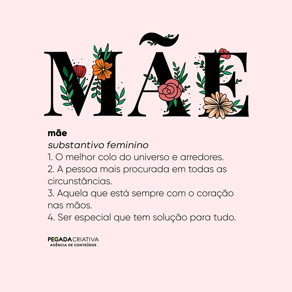 Poster Mãe