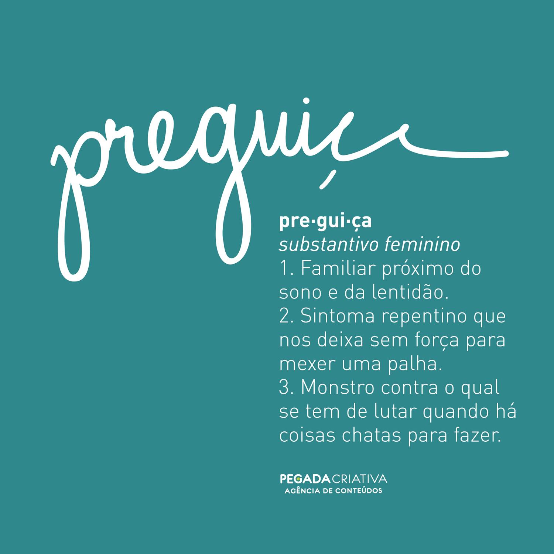 Poster Preguiça
