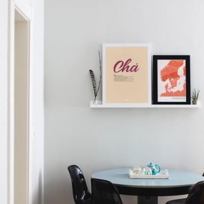 Poster Chá