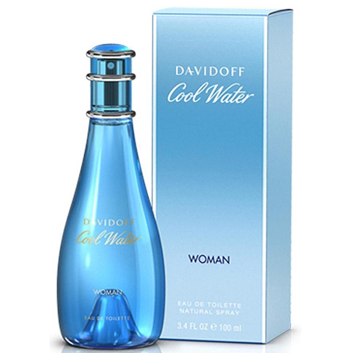 Davidoof - Cool Water Woman - eau de toilette