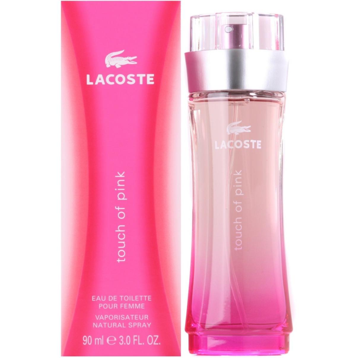Lacoste - Touch of Pink - Eau de Toilette