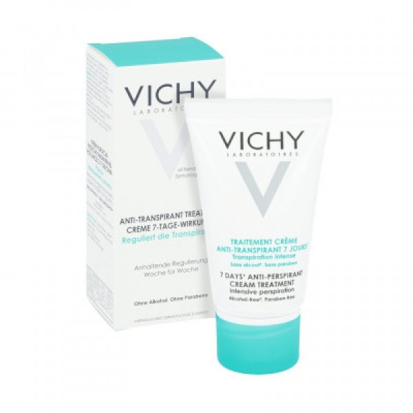 Vichy - Deo tratamento creme anti-transpirante 7 dias