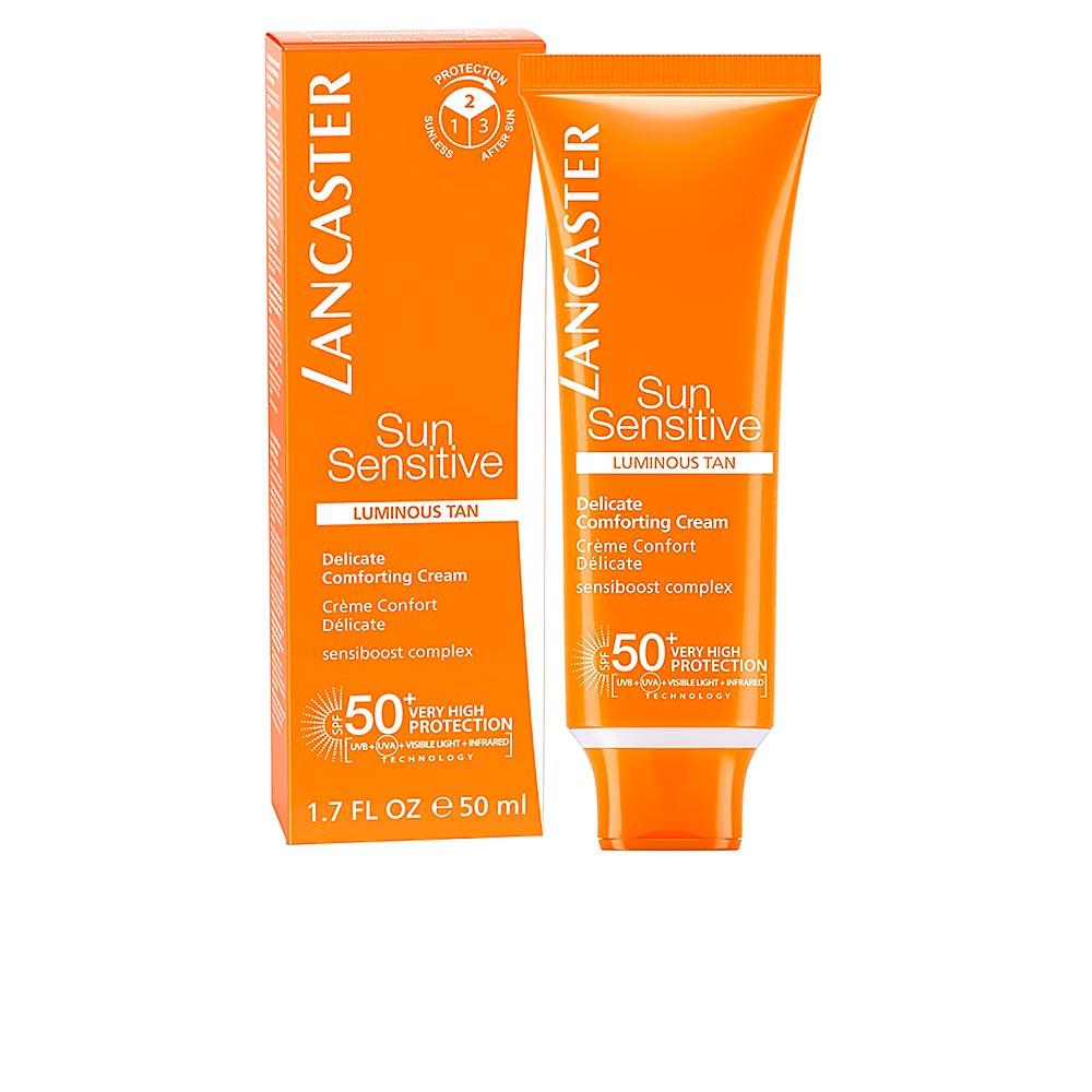 Lancaster - Sun Sensitive delicate comforting cream SPF50+