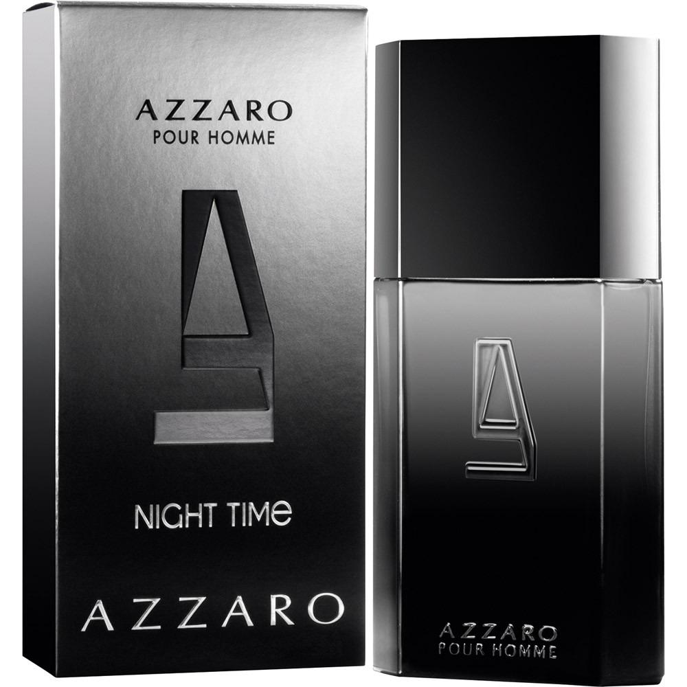 Azzaro - Azzaro Pour Homme Night Time - eau de toilette