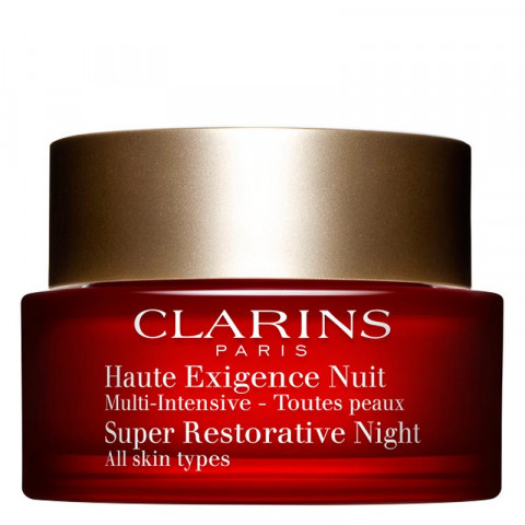 Clarins Multi Intensive Haute Exigence Night Cream Tous Peaux