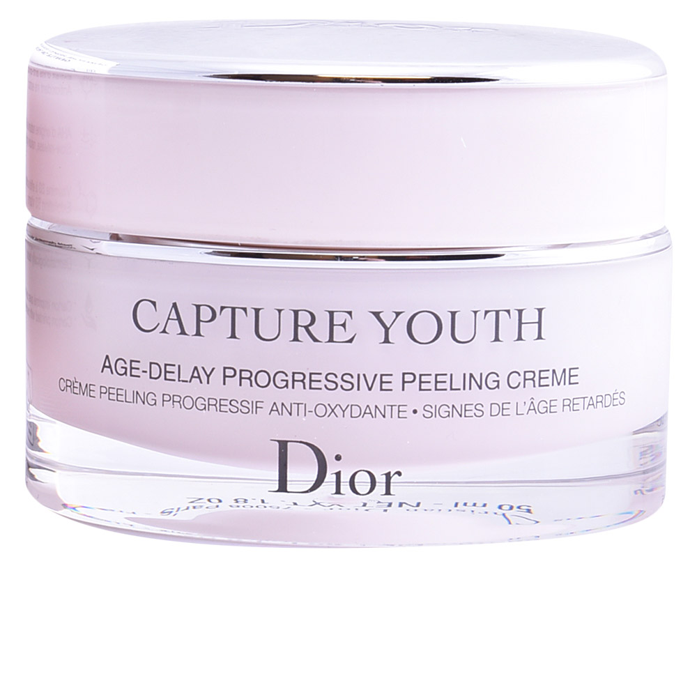 Dior - Capture Youth age-delay progressive peeling crème