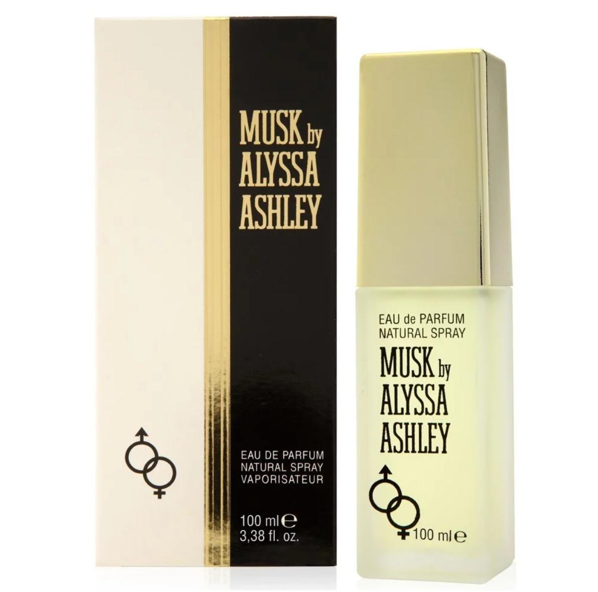 Alyssa Ashley - MUSK - eau de parfum