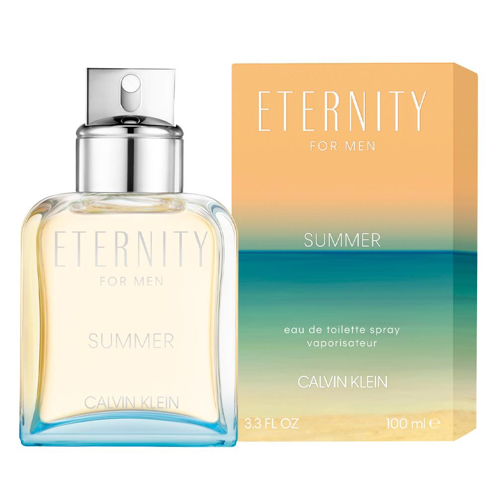 Calvin Klein - Eternity for men Summer 2019 - eau de toilette