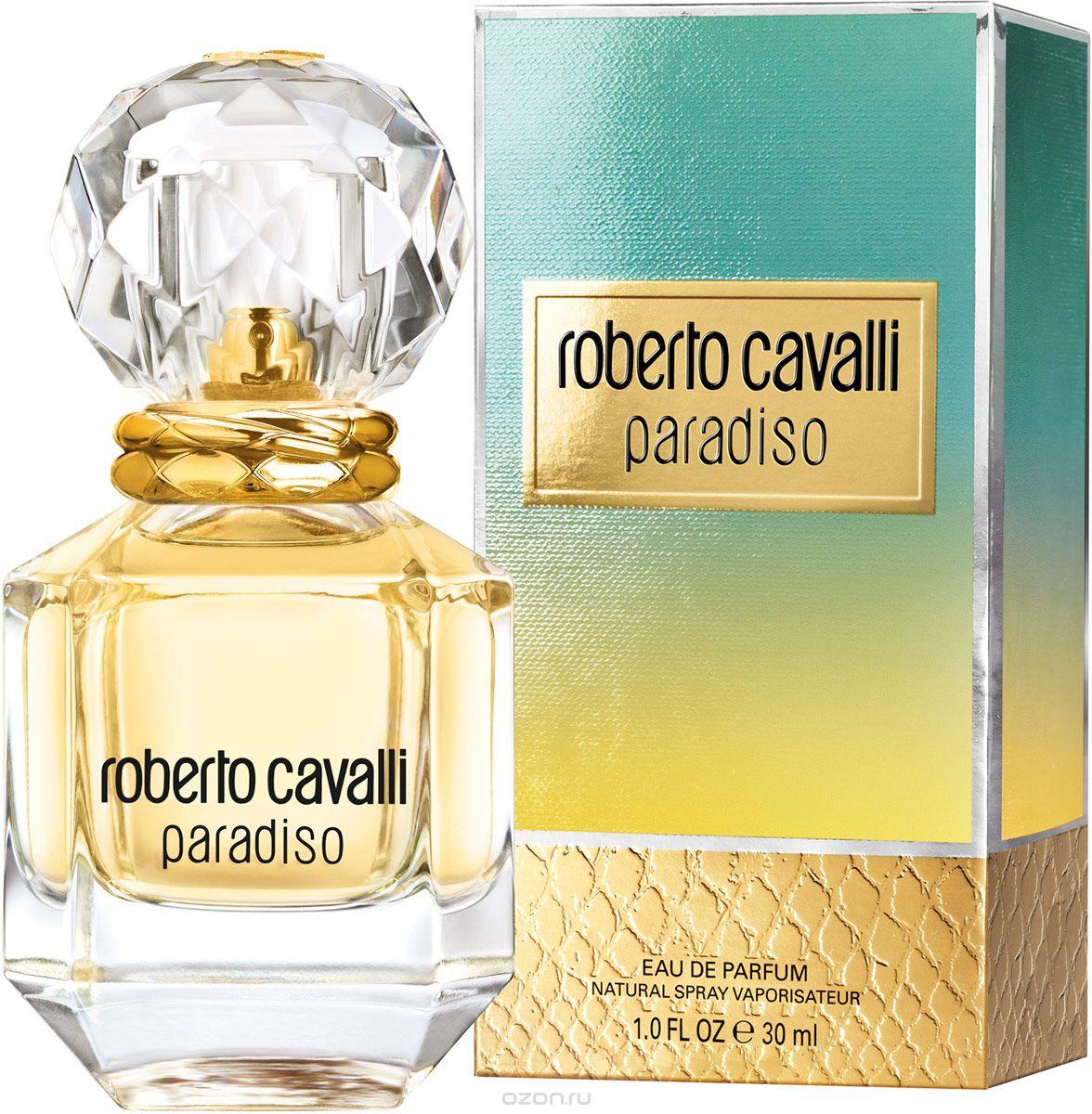 Roberto Cavalli - Paradiso - eau de parfum