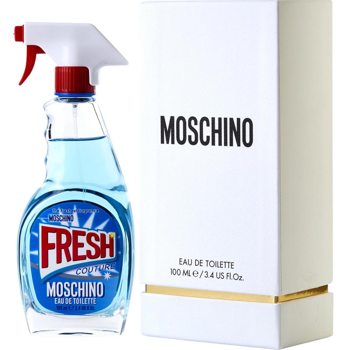 Moschino - Fresh Couture - eau de toilette