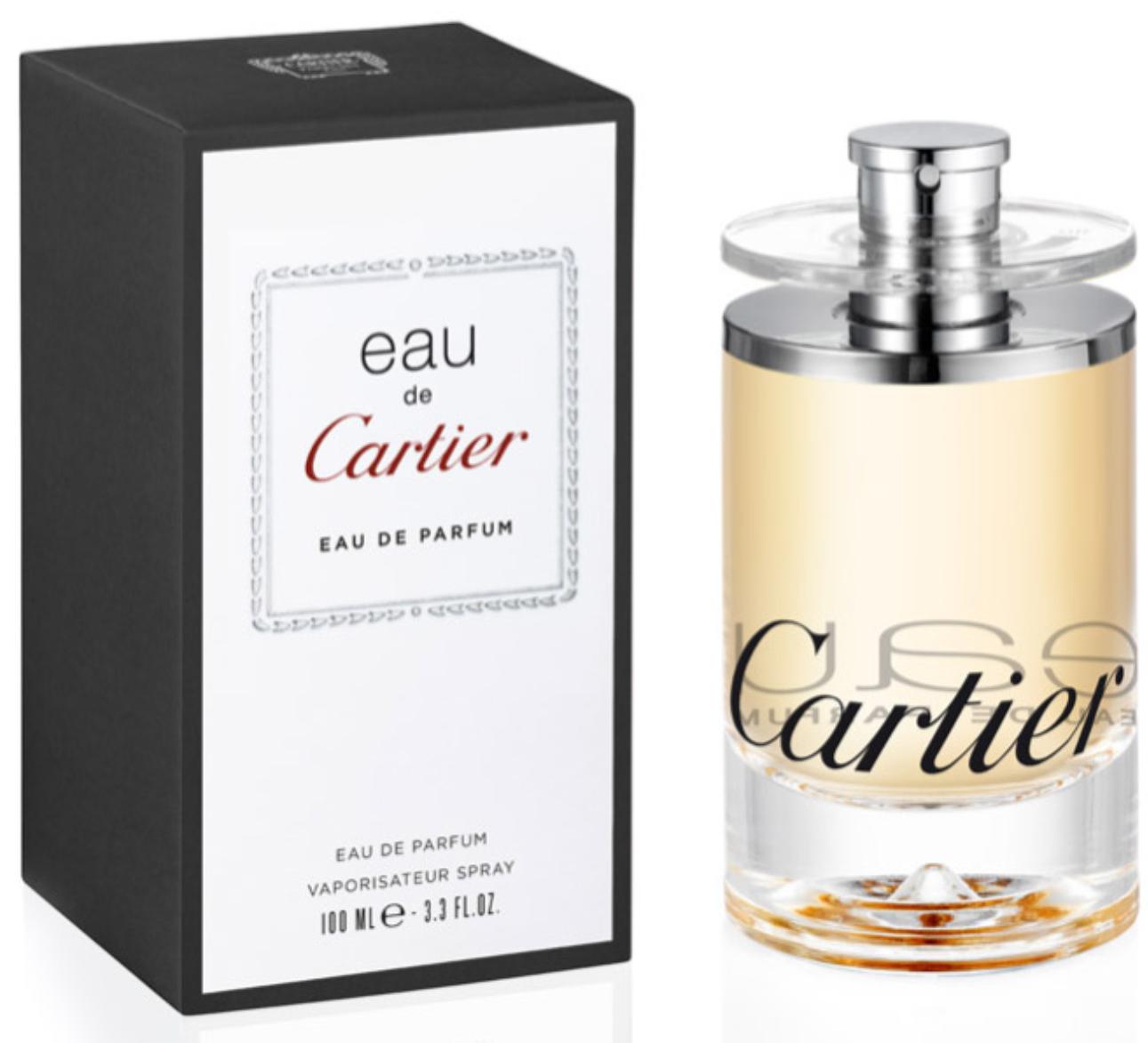 Cartier - eau de Cartier - eau de parfum