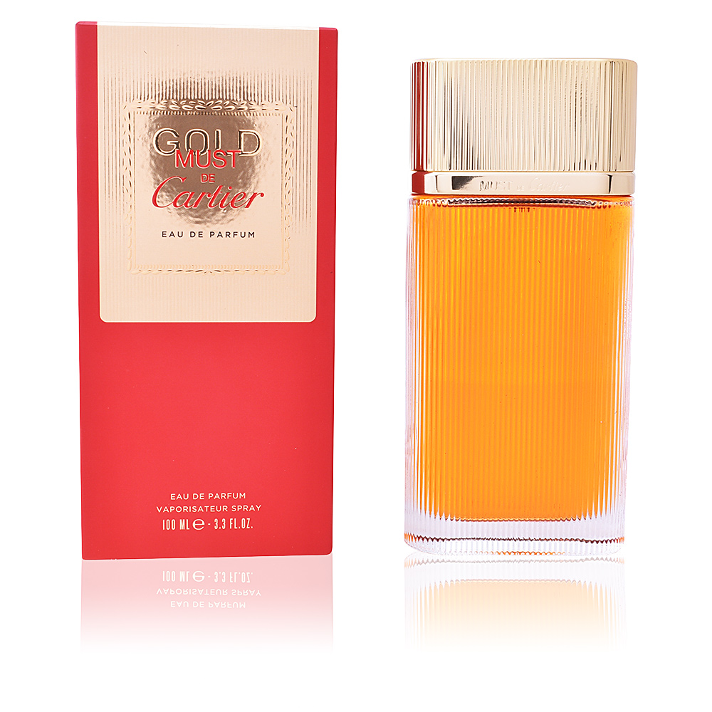 Cartier - Must Gold - eau de parfum