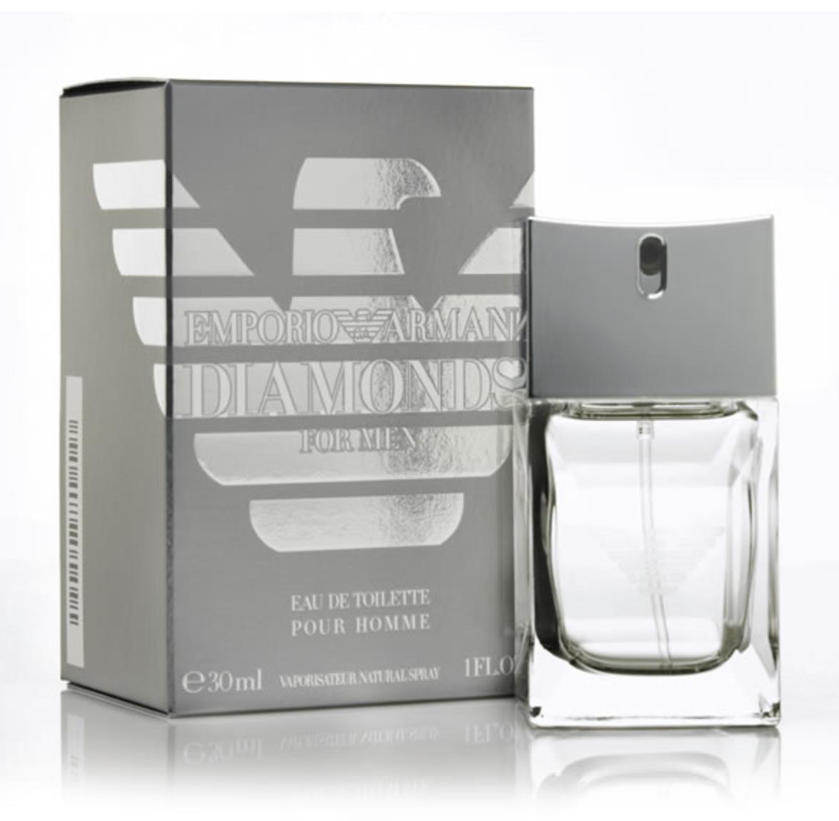 Emporio Armani - Diamonds Men - eau de toilette
