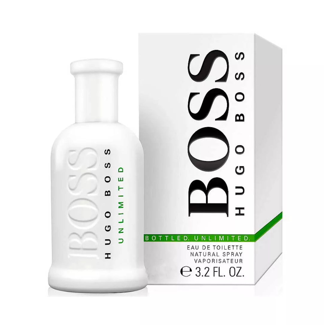 Hugo Boss - Bottled Unlimited - eau de toilette