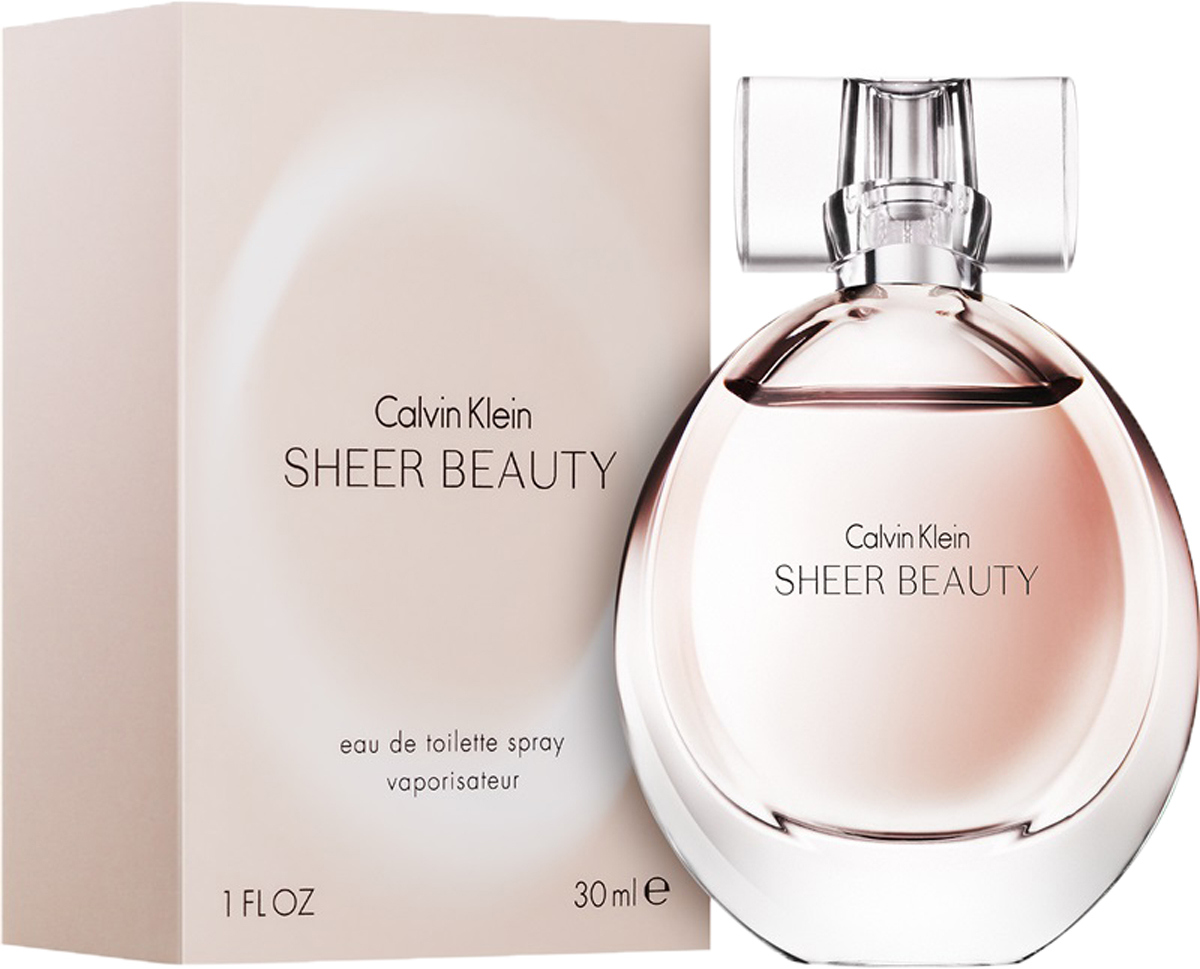 Calvin Klein - Sheer Beauty - eau de toilette