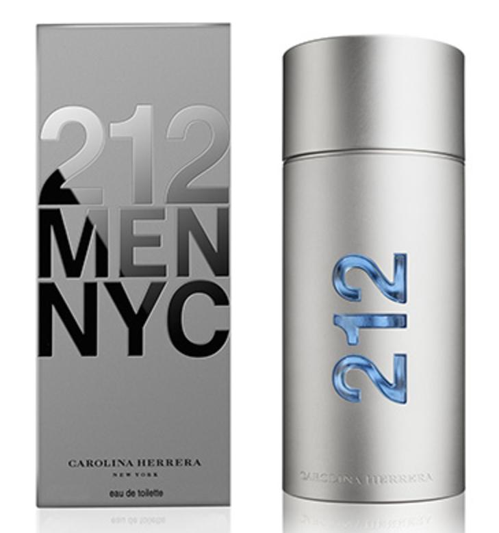 Carolina Herrera 212 Men - Eau de Toilette