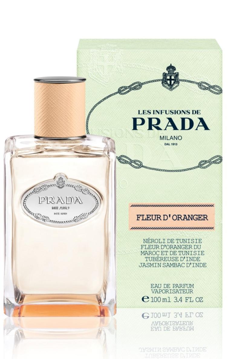 Prada - Infusion Fleur D'Oranger - Eau de Parfum